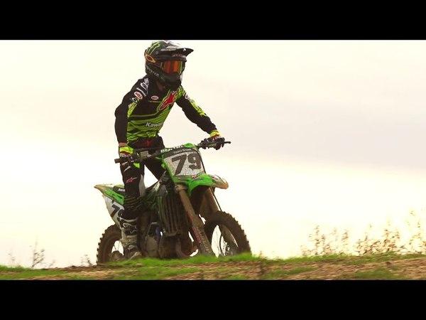 MOTOCROSS ''Jett Reynolds'' The Best Mini Rider