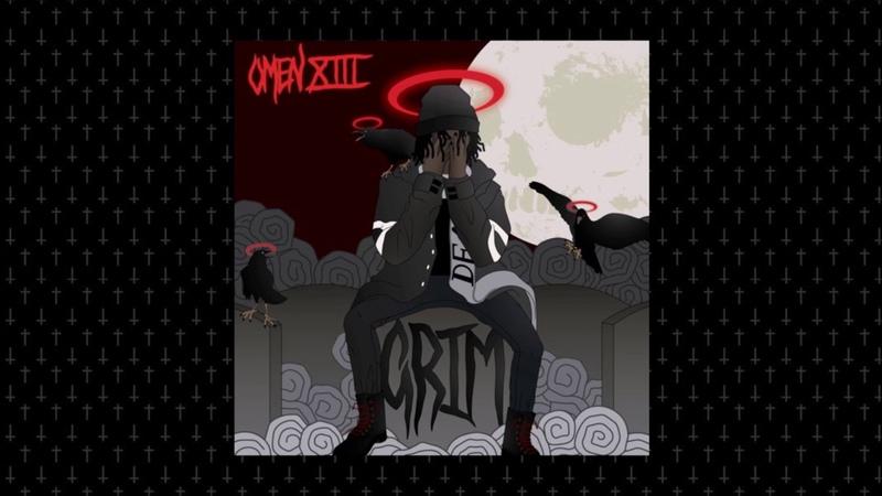 OmenXIII Purpdogg - GRIM [Full Album]
