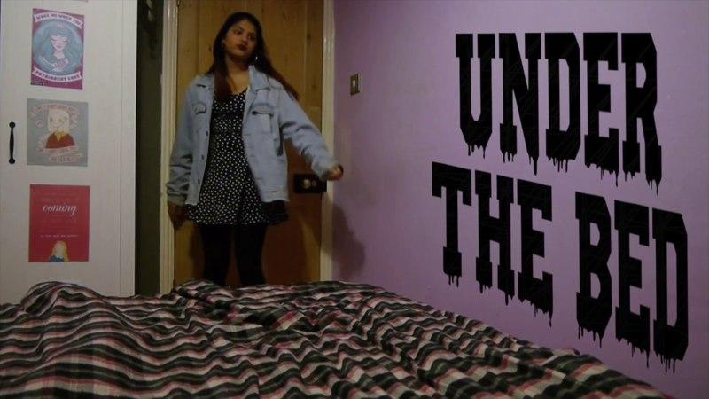 'Under the Bed', Edinburgh Mini Portfolio