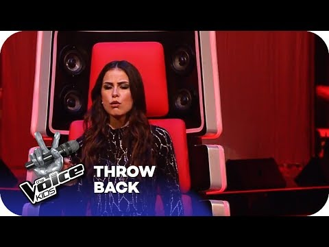 Katy Perry - Dark Horse (Samira) | Blind Auditions | The Voice Kids 2016 | SAT.1