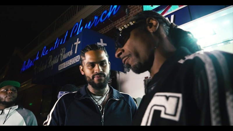 Snoop Dogg x Dave East- Cripn 4 Life (Official Video)