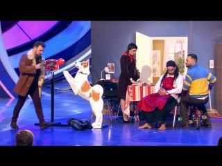 Планета Сочи - Знакомый сюжет | КВН Высшая лига 2018 - Третий четвертьфинал