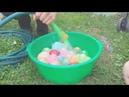 Водяные бомбочки из маленьких шариков