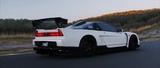 Turbocharged Honda NSX  4K