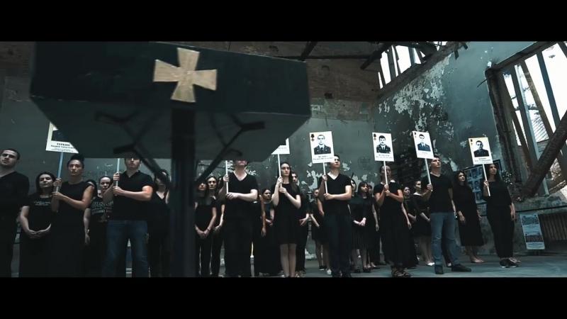 Выжившие дети Беслана снялись в клипе памяти спасавших их ребят...