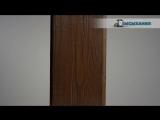 Покраска древесины в цвет Лимба шоколадная коллекция Натур от Эксклюзив Колор (1)