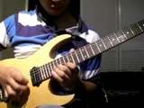 Periphery - Bulb Playing Devil Take The Hindmost Solo (Allan Holdsworth)
