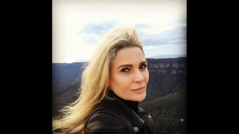 НА ВЕРШИНЕ МИРА Проверь аккаунт в Инстаграме harleyaustralia - мое 24-часовое путешествие freedomdiaries