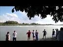 В Краснодаре на глазах зрителей погиб участник соревнований по водно моторному спорту