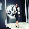 """Mary Leest on Instagram: """"Amazing Dasha Gauser for the Penguins of Madagascar at the Mercedes-Benz fashion week Russia 🐧🐧🐧 dashagauser MBFWRussia"""