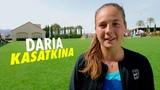 Bag Check: Daria Kasatkina