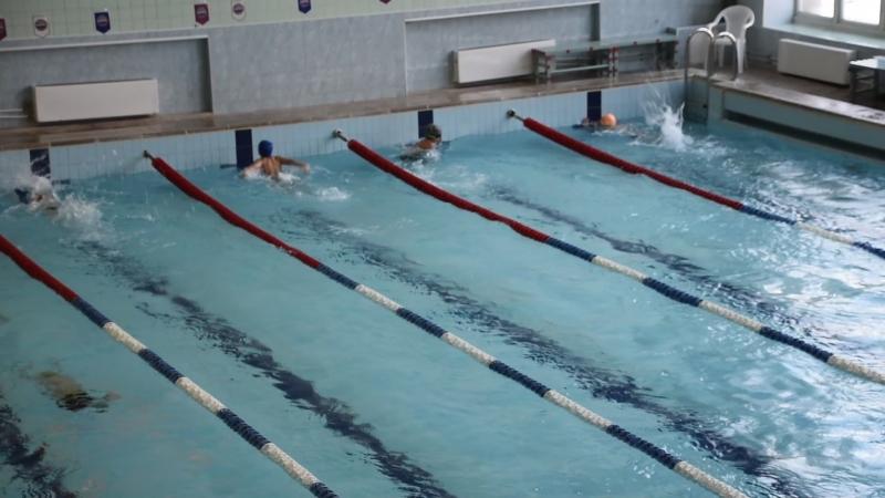 01.03.2018 - 2008 Мальчики четвертый заплыв (группа 16.00)