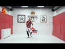 Работа ног - углы атаки и смещение по кругу для ударников. Максим Дедик.mp4