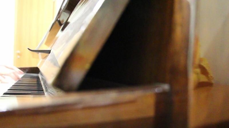 Ashtray heart (piano cover)