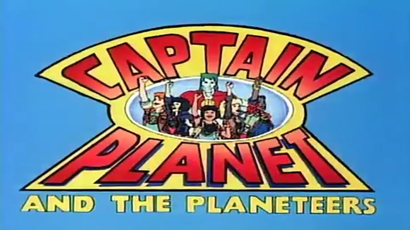 Captain Planet and the Planeteers (1990) - Intro (Opening)