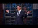 Stephen Colbert Rebukes Sarah Huckabee Sanders Amid Family Separations
