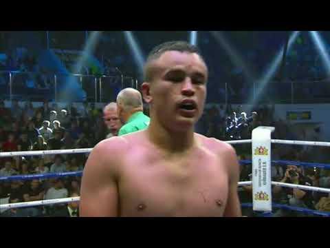 WBC SILVER UZBEK CHEMPION QUDRATILLO ABDUQAHHOROV HIGHLIGHTS