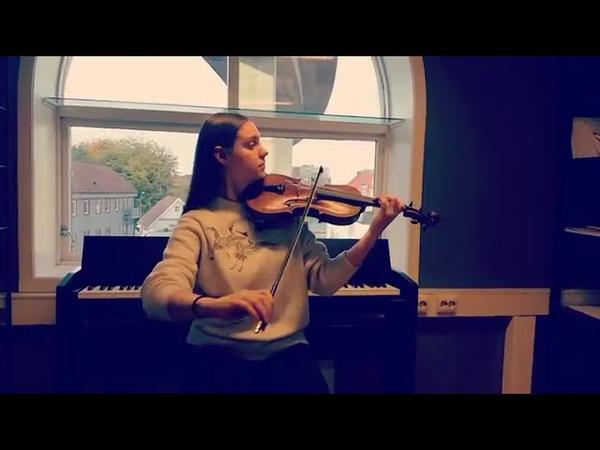 Lære å spille fiolin - International Music School of Stavanger