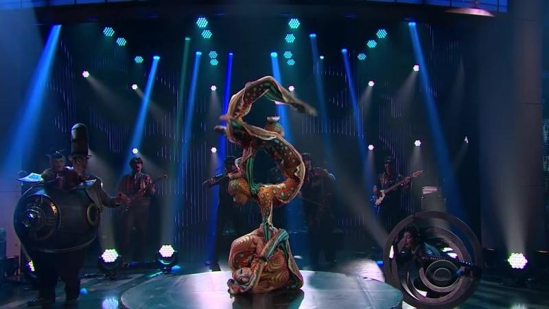 Cirque du Soleil- Kurios