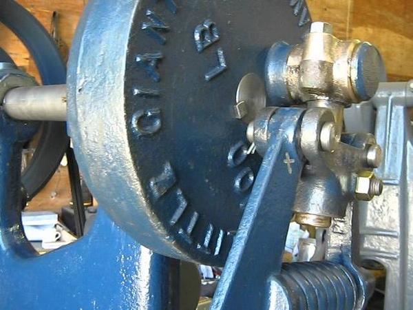100 lb. LITTLE GIANT POWER HAMMER OPERATION
