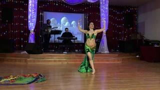 Fi youm wa leila - Galina Fomina with Baladi Band