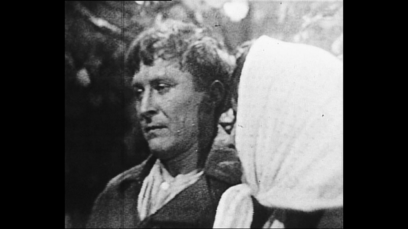 И.Мележ «Люди на болоте» (Василь – Г.Гарбук, Ганна – Л.Давидович) – БТ, 1965 год