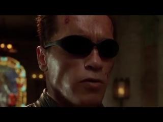 Terminator vs. Men in black