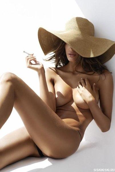 Massive retro breasts