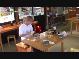 [РУСС. САБ] 180703 Travel The World on EXO's Ladder in Japan/Кругосветное путешествие по EXO-лестнице Episode 32