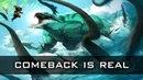 Dota2 - Comeback is real   Нереальный переворот в игре