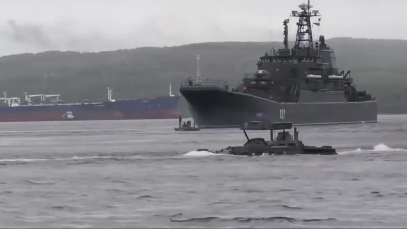 Военные учения Северного флота России (2018)