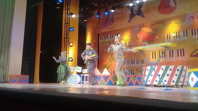 Спектакль в театре башдрамтеатр