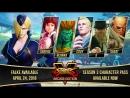 Street Fighter V  Arcade Edition – Falke Gameplay Trailer ¦ PS4