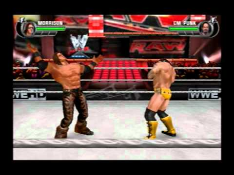 Wwe All Stars(PS2) - Gameplay