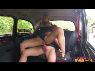 Femalefaketaxi nathaly cherie – busty blonde takes cock to pay fare