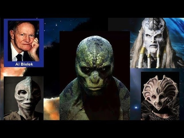 The Montauk Project: 'Reptilian Abductions'