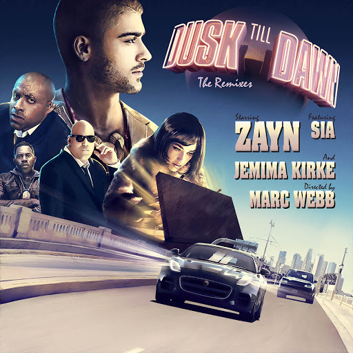 Zayn альбом Dusk Till Dawn (The Remixes)