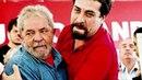 A COBRA VAI FUMAR: Em Defesa De Lula, Centrais Sindicais Realizam Ato Do Dia Do Trabalho Em Curitiba