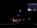 Погоня за женщиной, управляющей авто в опьянении
