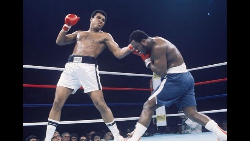 Легендарные бои — Али-Фрейзер 3 (Триллер в Маниле, 1975) | FightSpace (Ответ Али )