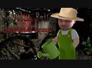 """Resident Evil Remake прохождение:60fps(Крис Редфилд) часть 3 """"Особняк-уничтожаем сорняк химией!"""""""