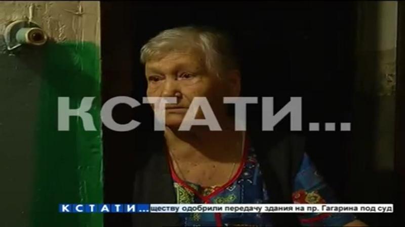 Кстати Новости Нижнего новгорода - Вандализм почтенного возраста