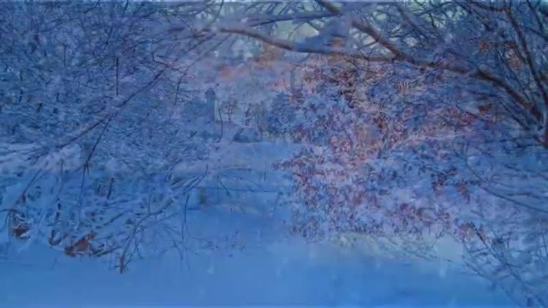 Волшебная музыка Таривердиева.' Снег над Ленинградом'. Tariverdiev.Snow over Leningrad..mp4