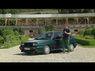 Der Besondere- Golf II Rallye - DW Deutsch