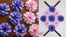 Paper Wall Hanging Craft Ideas Paper Flower Paper Craft Wall Decoration Ideas