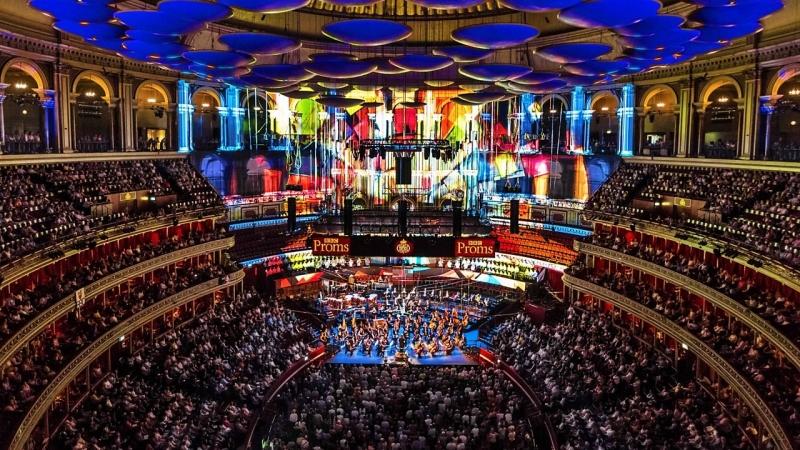 BBC Proms 2018 - First Night of the Proms b0b9zrlx