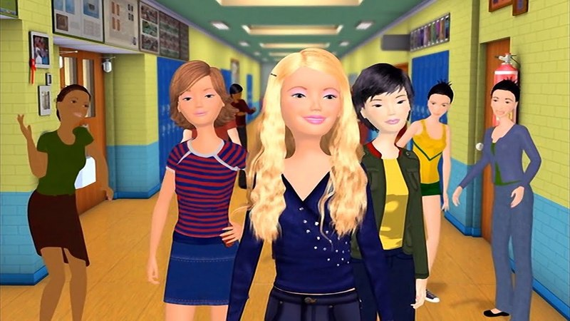 The Barbie Diaries - Barbie gets caught up in the popularity game