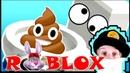 ПОБЕГ в ROBLOX ИЗ Туалета Приключения мульт игры Roblox Games mit Hase