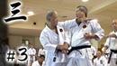 Morio Higaonna's seminar 3 東恩納盛男先生のセミナー Goju ryu 剛柔流 沖縄空手世界大会