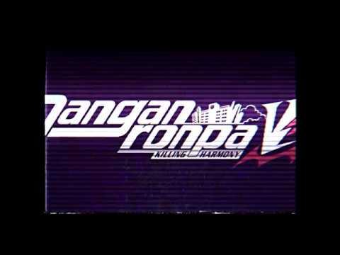 Danganronpa V3 Opening but its a shitty vaporwave video